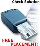 FREE VeriFone Vx570 w/ CR1000i.  Accept Checks Like Credit Cards!